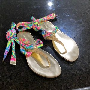 Lilly Pulitzer Sandal